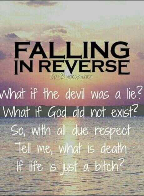 Sink Or Swim by Falling On Reverse