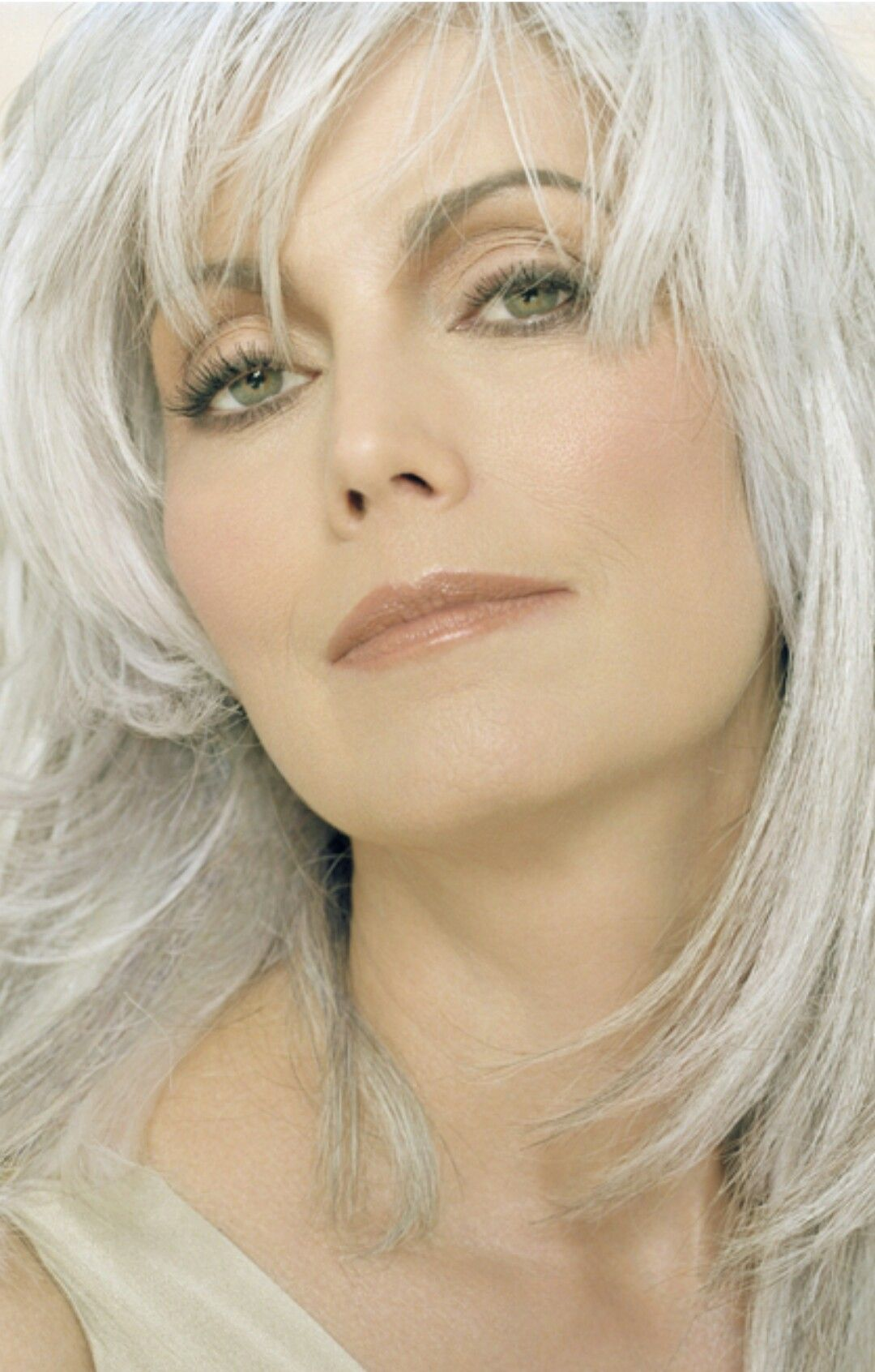 Pin by jaguar on entertainers pinterest silver hair and makeup
