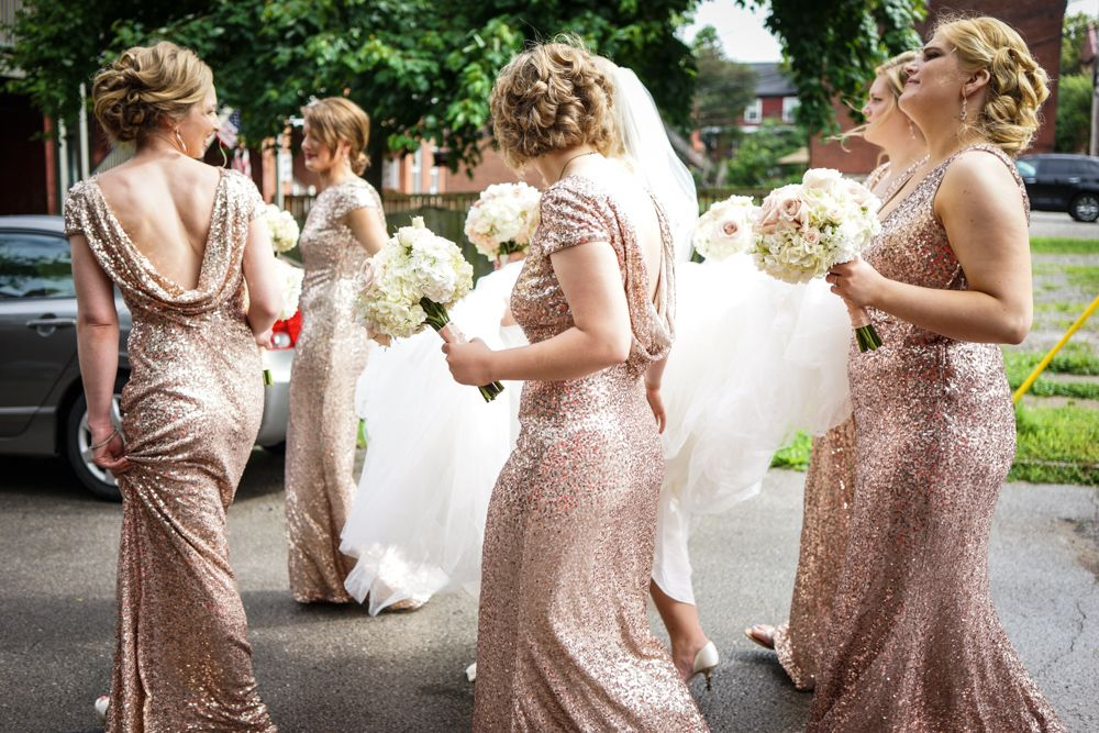 Renting Your Bridesmaid Dresses
