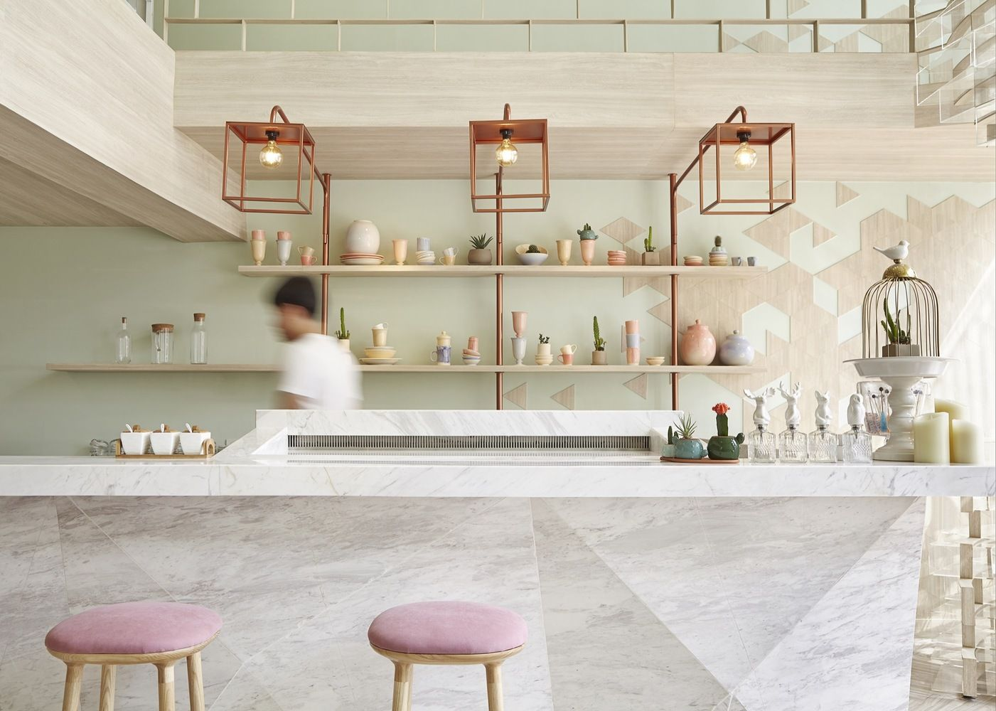 1186 best restaurant + cafe interiors images on pinterest