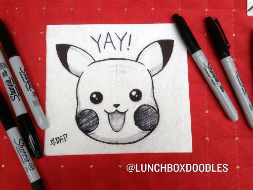 Lunchbox Doodles!
