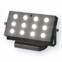 E-Wall Wash Superbright Lighting w/ 12 LED Lights - REMOTE CONTROL/AC ADAPTER CAPABLE!