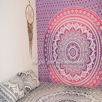 La Vie Boheme Large Tapestry