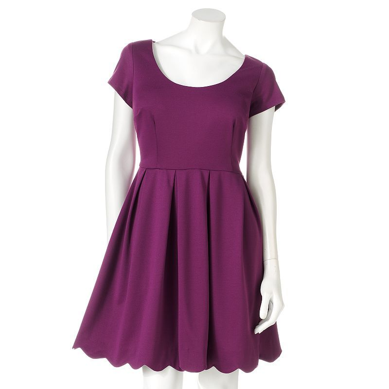 Kohls.com Candie\'s Candie\'s Lace Sweetheart Skater Dress - Juniors ...
