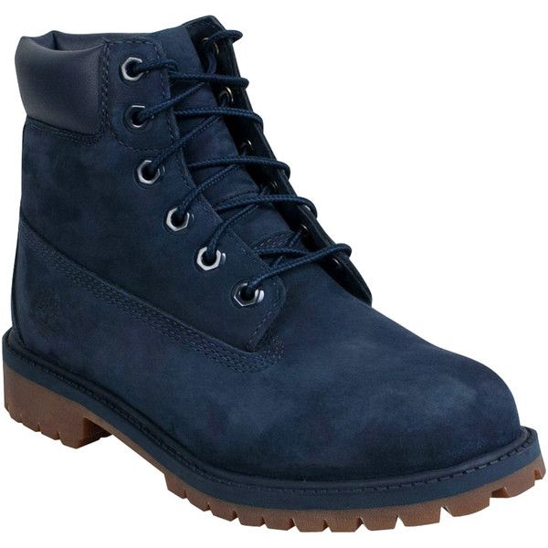 Timberland Women s 6-Inch Premium Waterproof Ankle Boot ( 130) ❤ liked on  Polyvore a36440947e