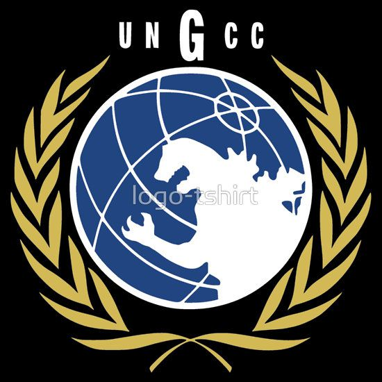 UNGC Godzilla by logo-tshirt