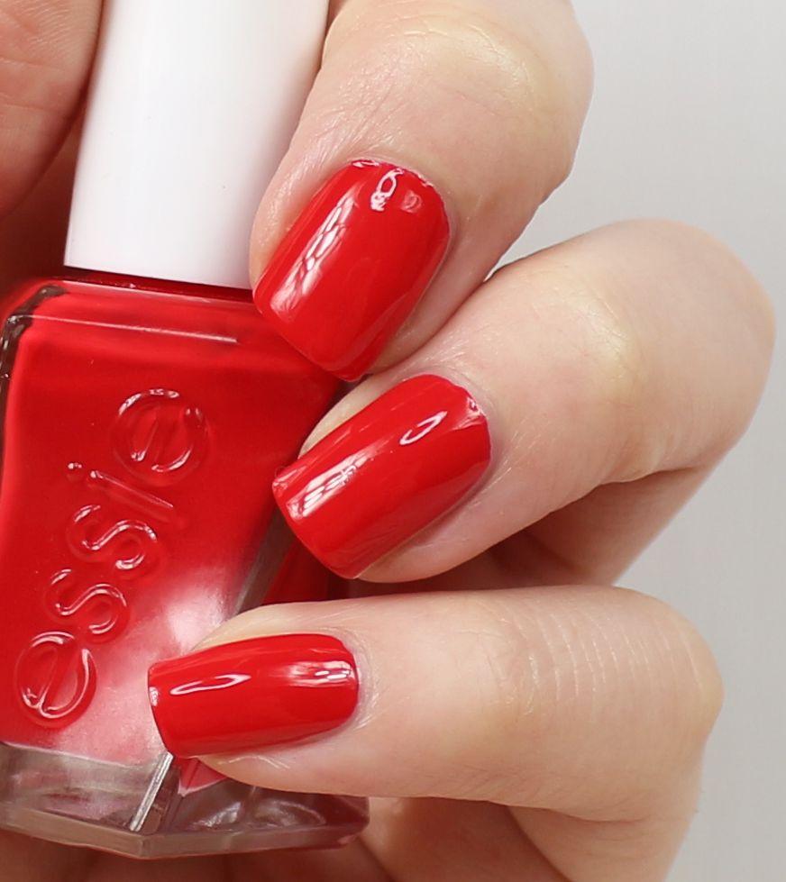 Essie gel couture Rock The Runway | esmaltes | Pinterest | Esmalte y ...