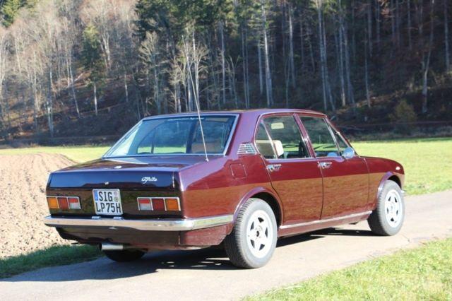 1975 Alfa Romeo Alfetta Alfa Romeo Classic European Cars Alfa Romeo Cars