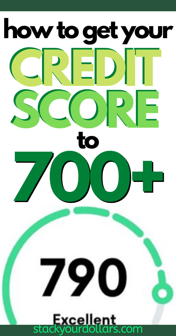 How To Get A 700 Credit Score 700 Club In 2020 Improve Your Credit Score Improve Credit Score Improve Credit
