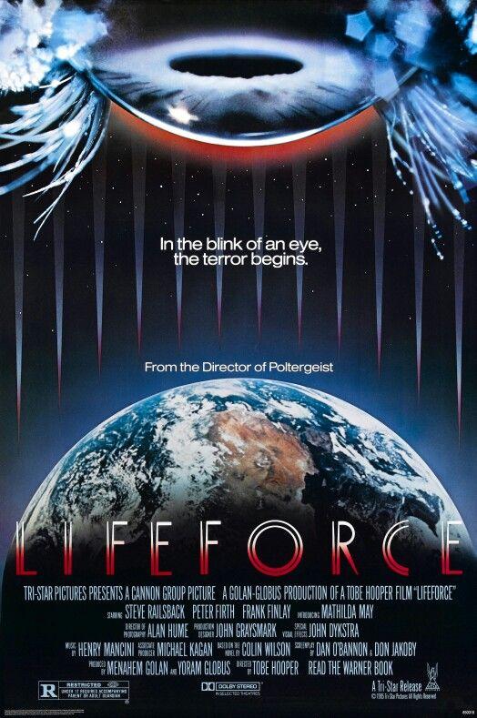 LIFE FORCE (1986)