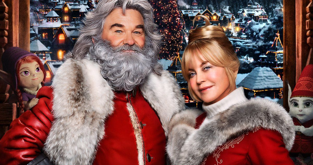 The Christmas Chronicles 2 Trailer Has Kurt Russell In A Race To Save The Holidays In 2020 Holiday Movie Kimberly Williams Latest Movie Trailers