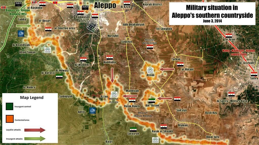 Syria June 3 2014 Syria June 3