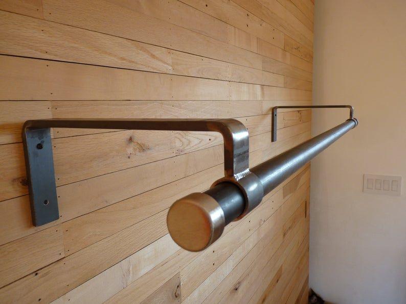 1 Bracket For Closet Rod Shelf D Series Etsy In 2020 Closet Rod Shelf Brackets Shelves