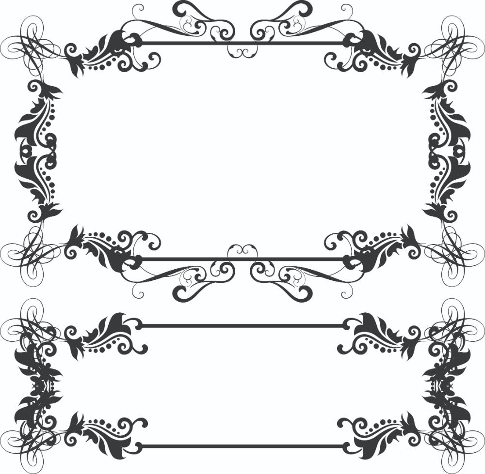 Free Border Line Design Free Download Download Free Clip Art Free Clip Art On Clipart Library Clip Art Line Design Pattern Free Vector Clipart