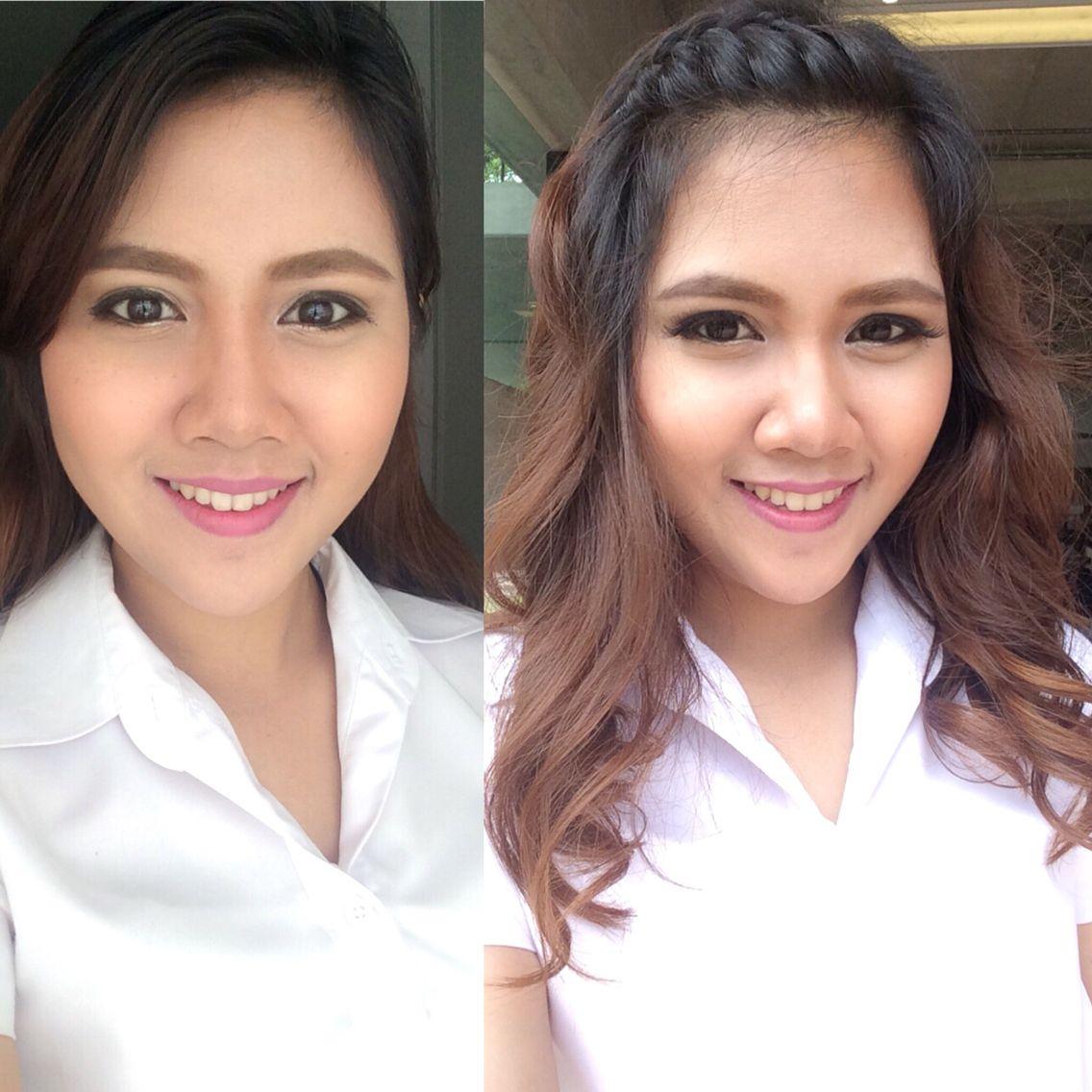 Makeup graduation style #makeup
