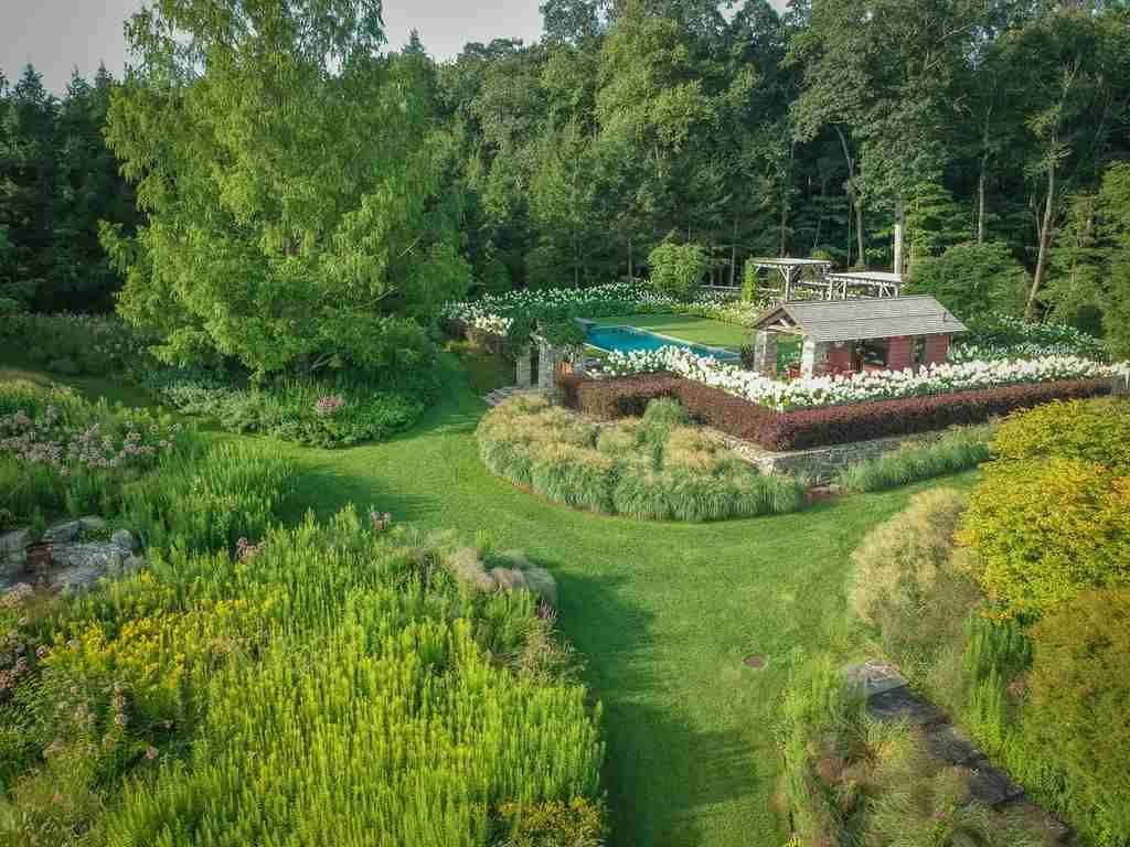 Insitu Garden Captures Essence Of Connecticut Landscape Rustic