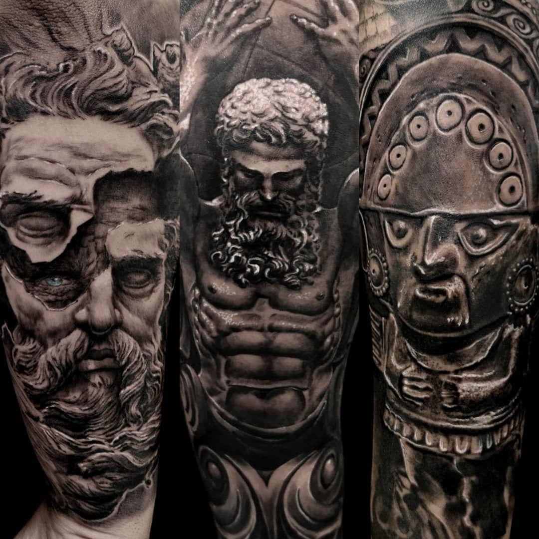 ESCULTURAS.......................................... . .  #tattoo #tattoos #tattooed #tattooartist #tattooart #tattoolife #tattooist #tattooing #tattooflash #tattooer #tattoostudio #tattoo2me #tattooink #tattooworkers #tattooidea #tattooedmen #tattoostyle #tattooboy #handtattoo #handtattoos #tarragona #costadorada #tattoja #tattooja #vikingink #balmtattoo #blackandwhite #nuclearwhiteink #lamejortintaespañola