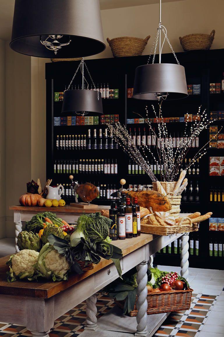 Hispania Restaurant London Lorenzo Castillo Berriak  # Muebles Hispania