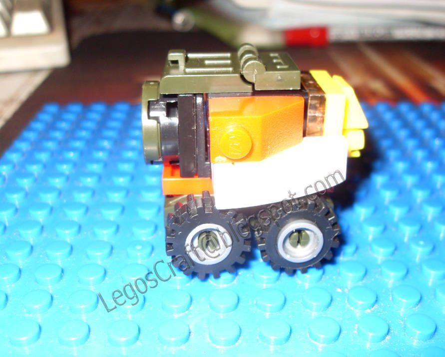 Транспорт будущего фото поделки