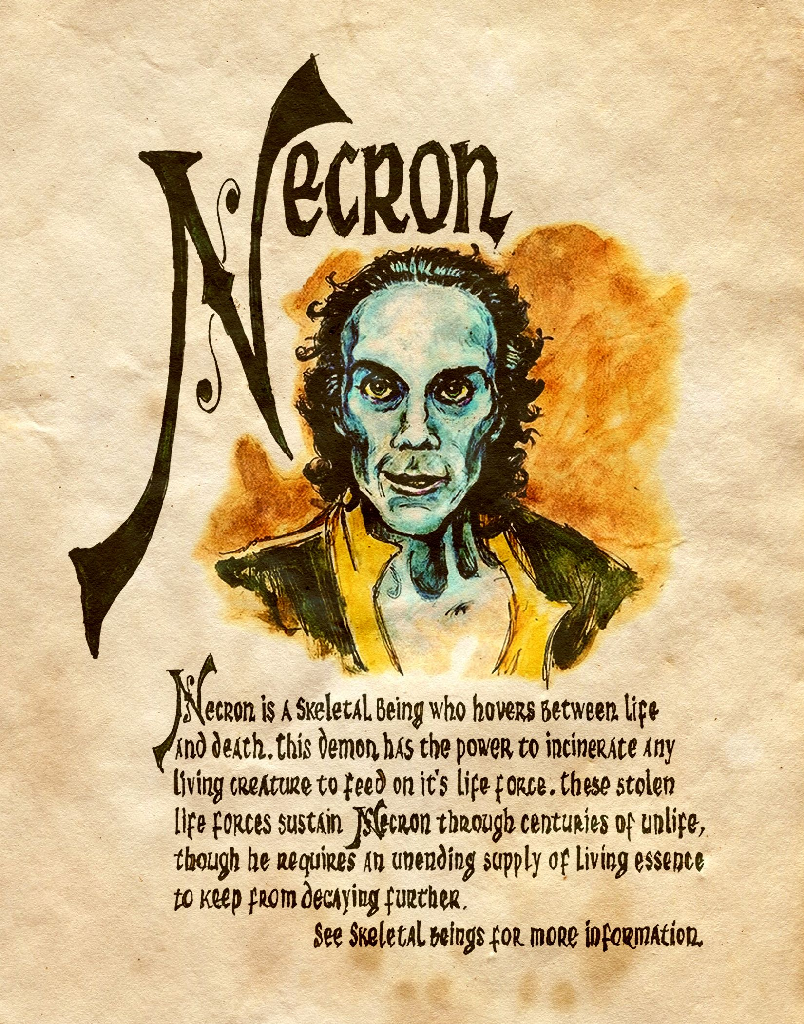 Necron charmed book of shadows charmed book of