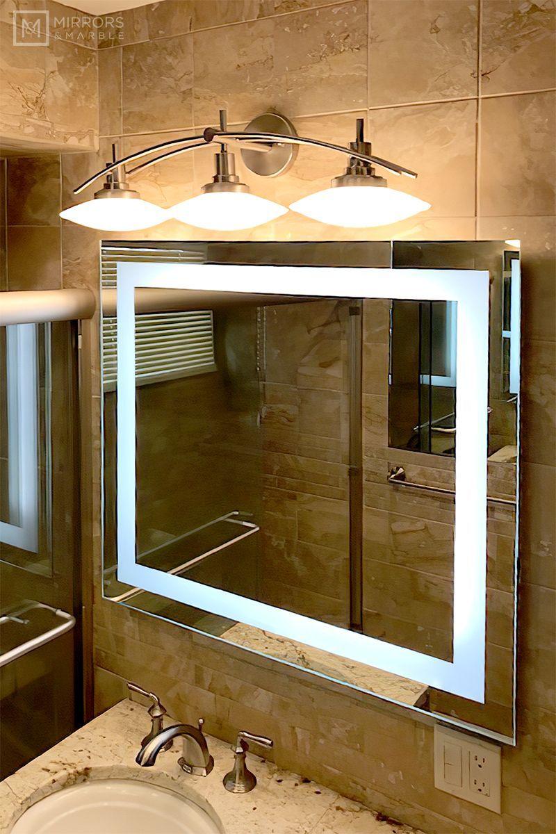 Pin By Necessarioguess On Bathroom Ideas In 2020 Bathroom Mirror Design Small Bathroom Decor Unique Bathroom Decor