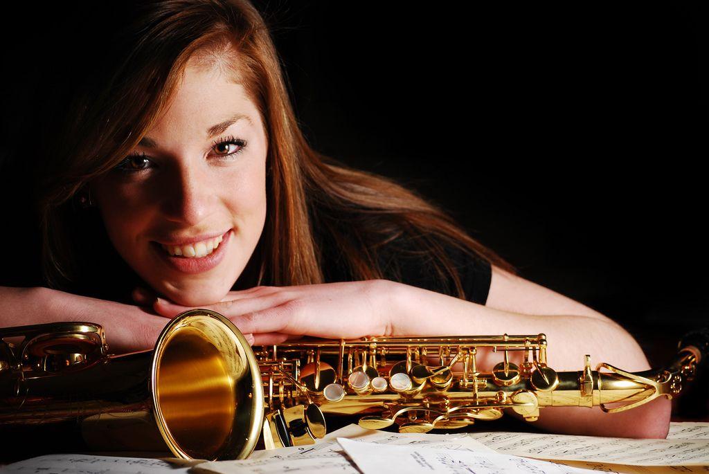 Hot girl sax teen 10