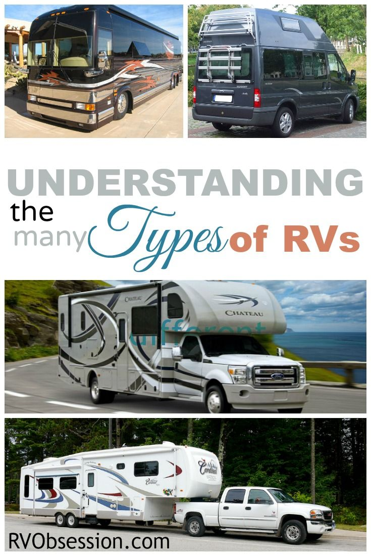 Different Types Of Rvs Your Home On Wheels Travel