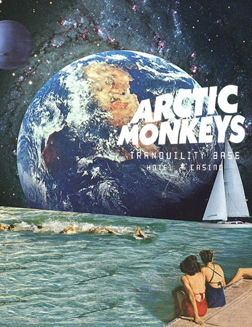 Veinsofmantra: Arctic Monkeys - Tranquillity Base Hotel & Casino album posters inspired by Le... - #Arctic #Casino #inspired #Monkeys #posters #Tranquillity #veinsofmantra: