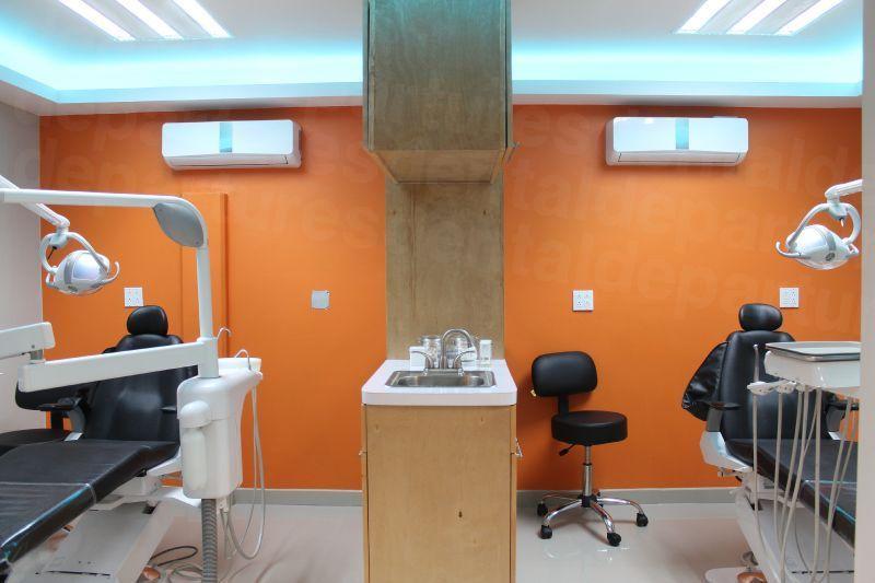 Confident smile studio dental clinics in mexico dental
