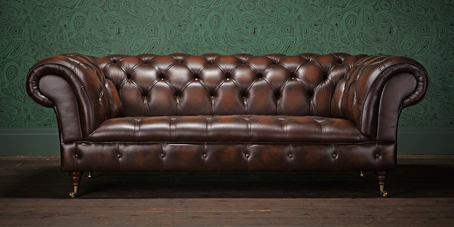 1931 Chesterfield Sofa | Chesterfields of England