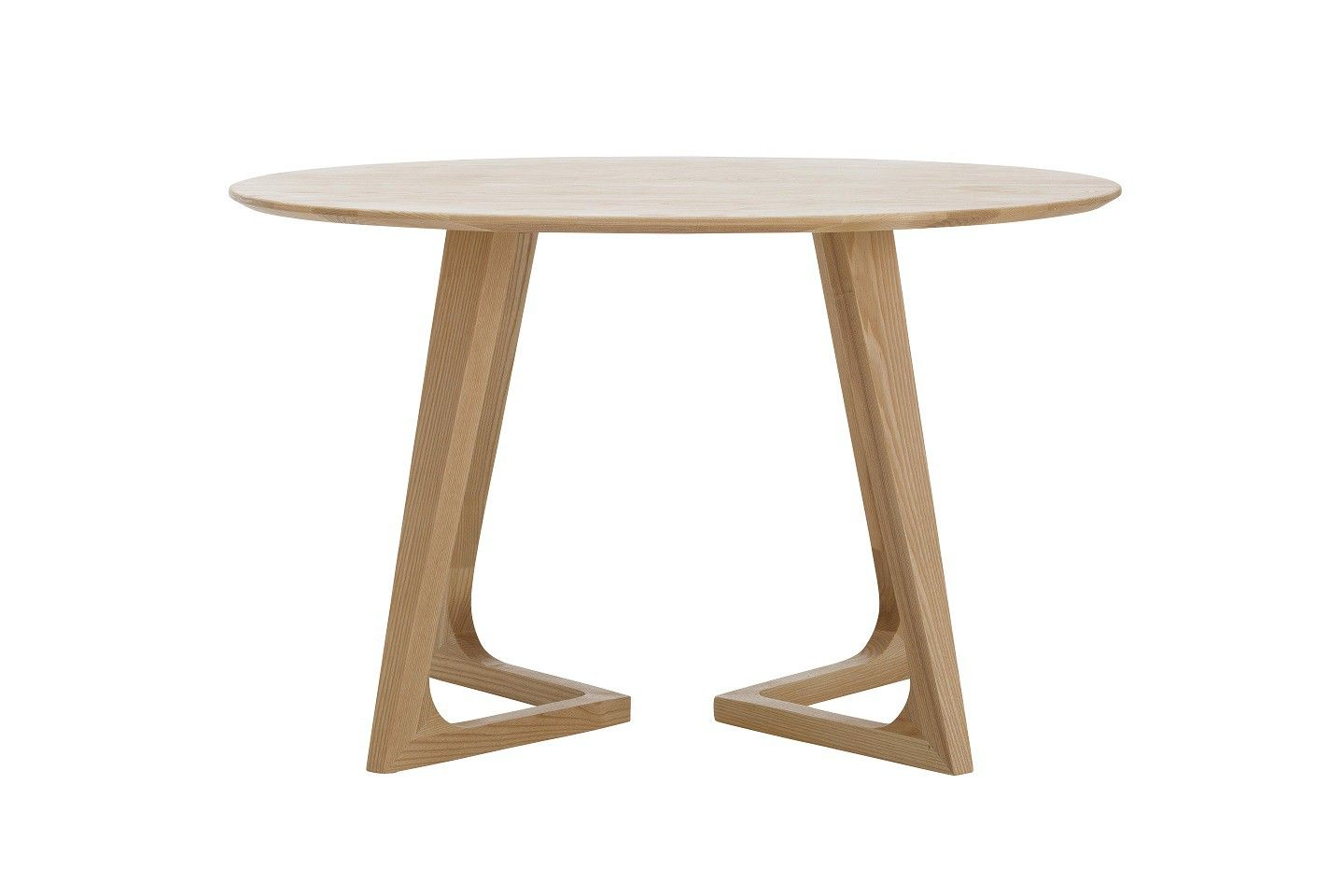 Kantet Round Dining Table For 595 00 5 Off For Members Replica Furniture Round Dining Table Dining Table Modern Scandinavian Kitchen [ 960 x 1440 Pixel ]