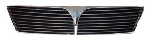 Multiple Manufacturers Partslink Number MI1200233 OE Replacement Mitsubishi Lancer Grille Assembly