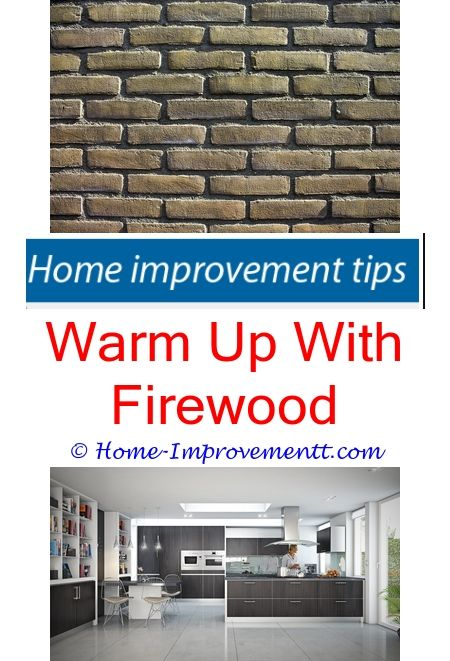 Warm Up With Firewood Home Improvement Tips 48202 DIY ideas