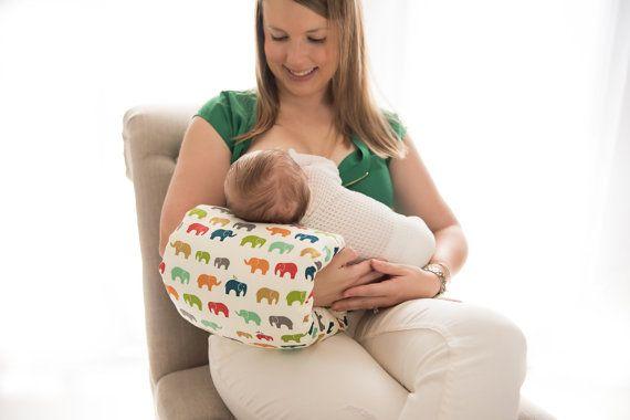 Safari Nursie Arm Pillow PATENT