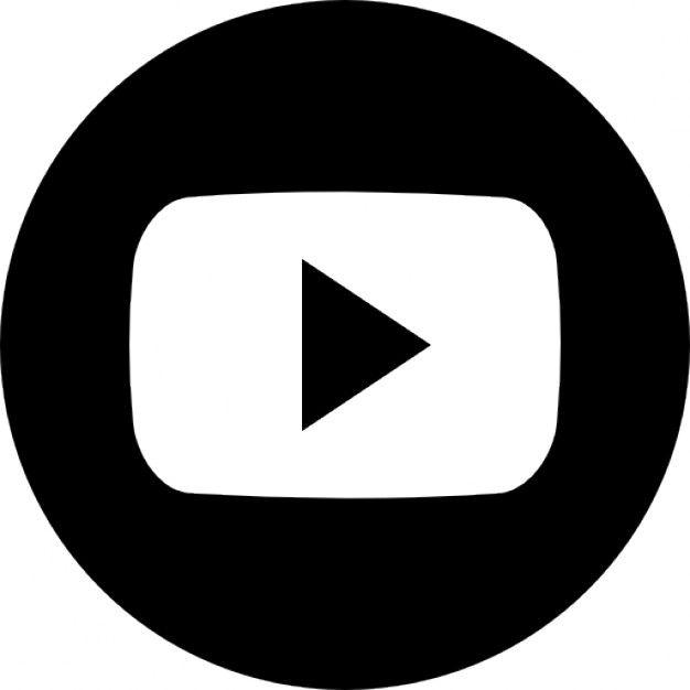 Download Social Youtube Circle For Free Vector Icon Design Free Icons Icon Design