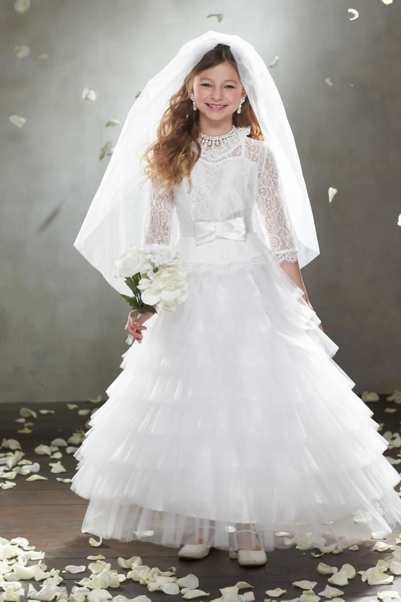 Here Comes The Bride Costume For Girls Bride costume