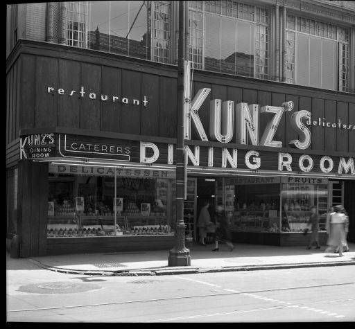 Restaurant Kunz kunz inc ext photo of kunz s restaurant royal photo company