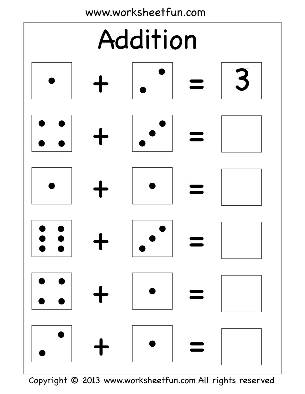 Addition worksheet homeschooling addition pinterest addition worksheet robcynllc Images