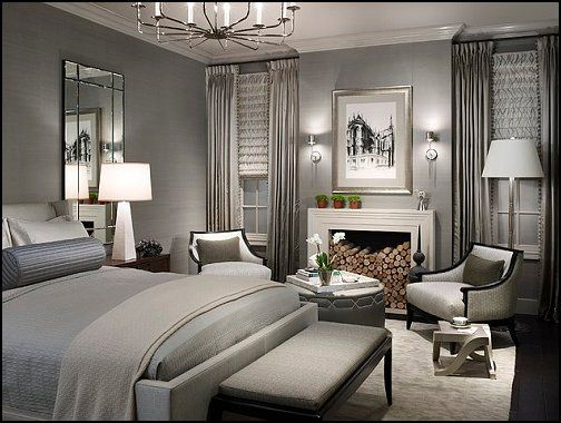 Balance Chairs Window Treatments In Pairs Luxurious Bedrooms