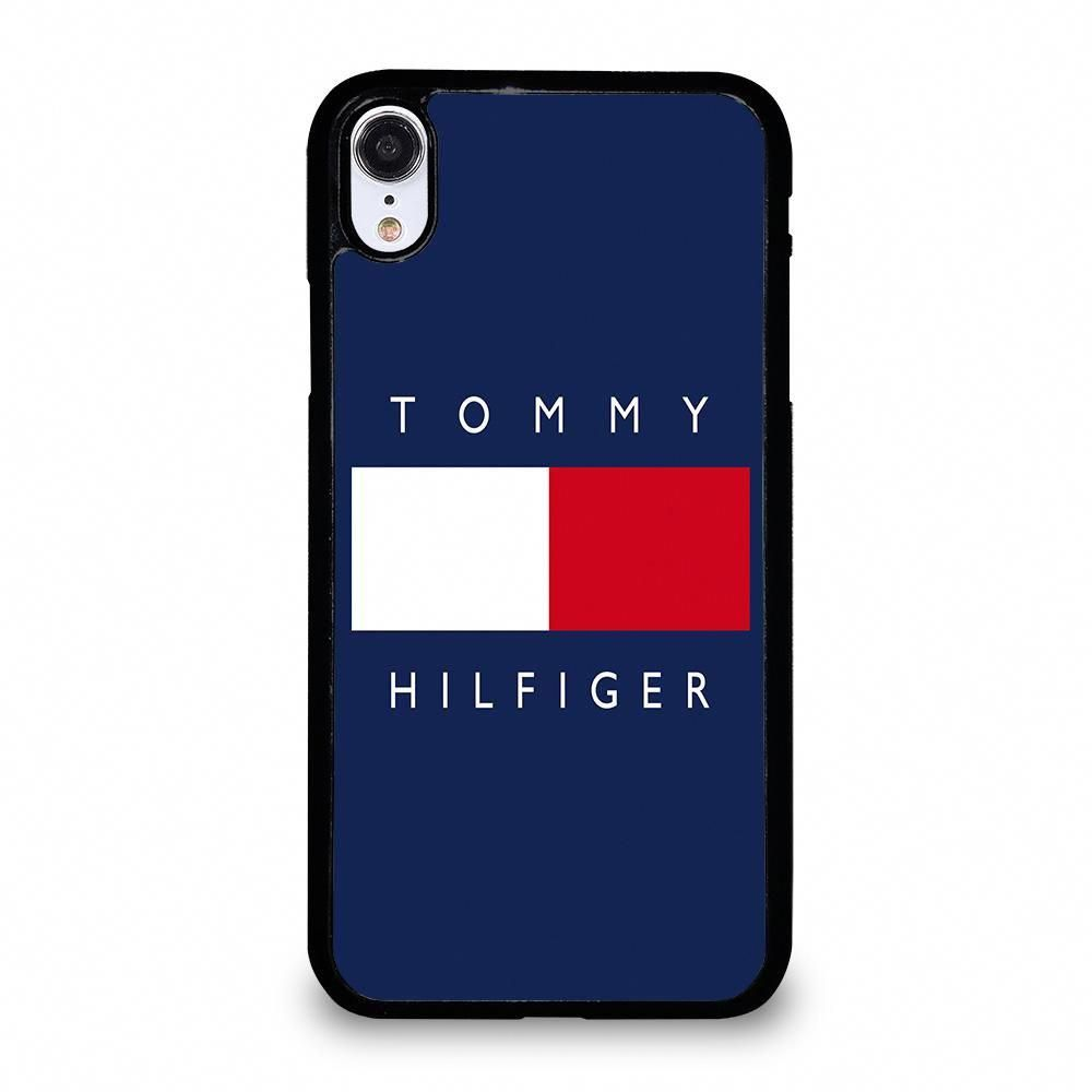 TOMMY HILFIGER iPhone XR Case Best Custom Phone Cover