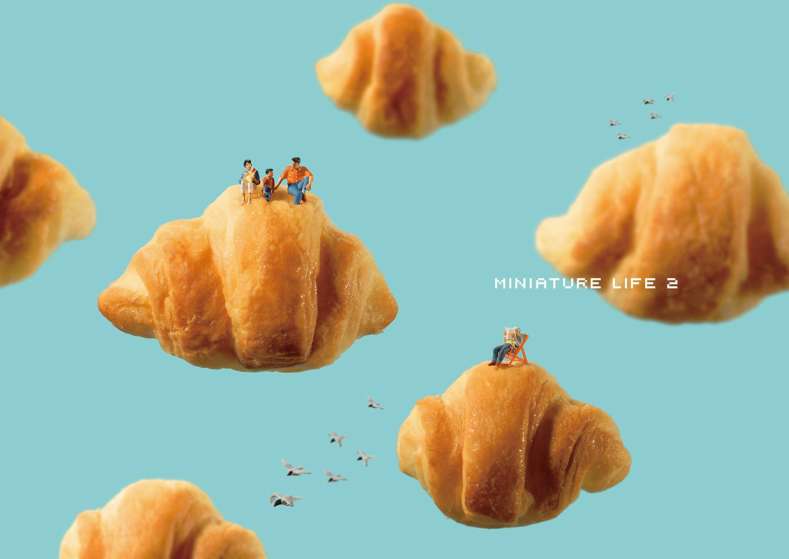 MINIATURE LIFE 2 Miniature Life 2 | MINIATURE CALENDAR | Books | mail order | Amazon