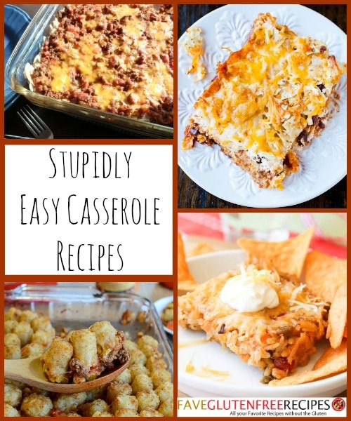 Eating On The Cheap 9 Stupidly Easy Casseroles Cheap Eats And Thrifty Crafts Cheap Casserole Recipes Recipes Easy Casserole