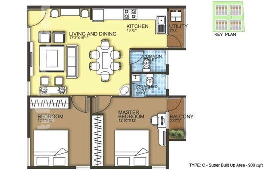 House plans 900 square feet india house design plans for Home design 900 sq feet