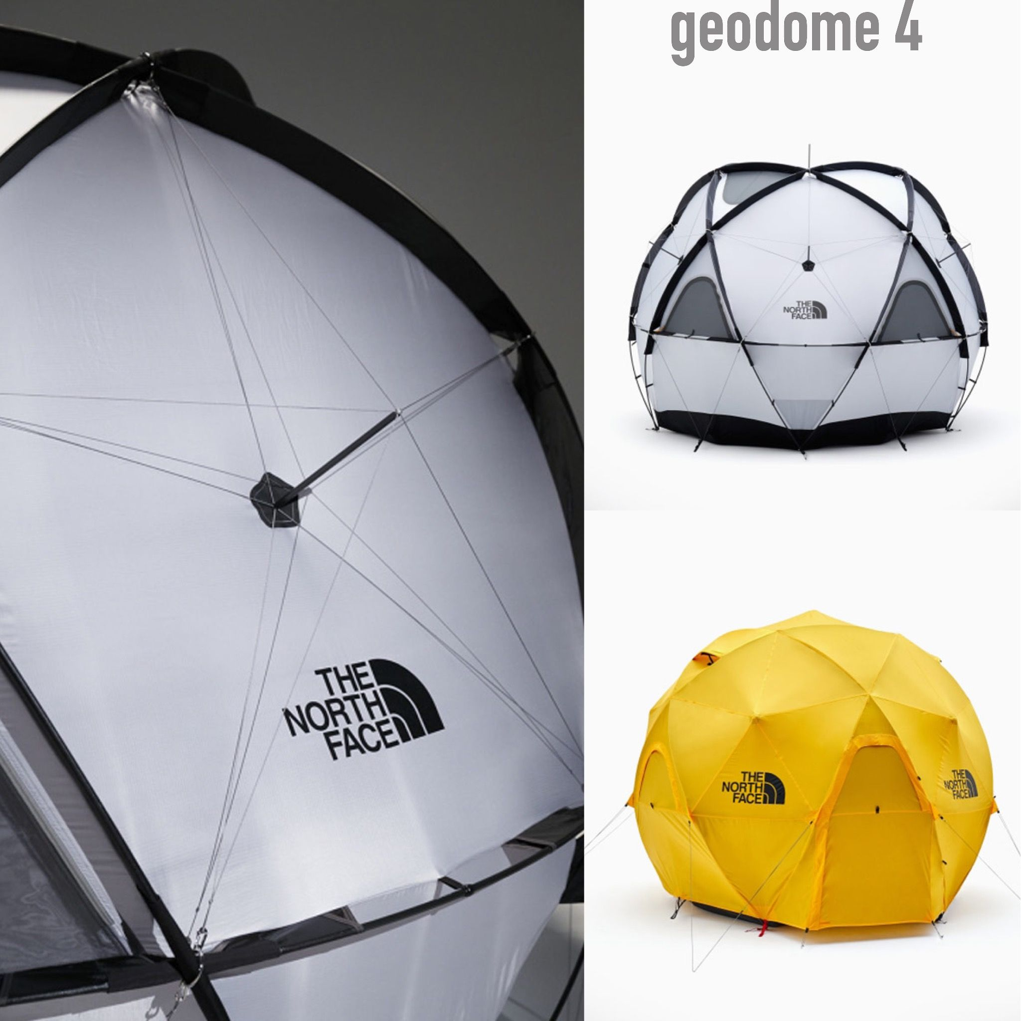 a0fd7fded Geodome 4 - North Face Tent | Product Design | Tent, Outdoor ...