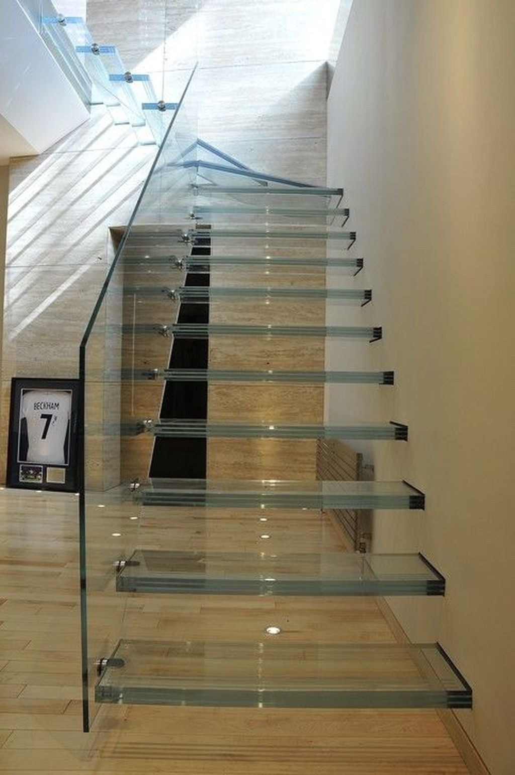 Best 44 Wonderful Glass Staircase Ideas Escalier En Verre 400 x 300