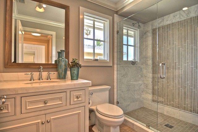 Bathroom Genius In Ranch Style House Narrow Bathroom Designs Small Narrow Bathroom Bathroom Styling