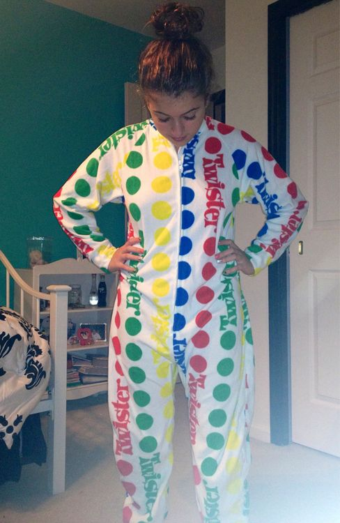 twister footie pajamas!!! neeeed for relayy! | do want ...