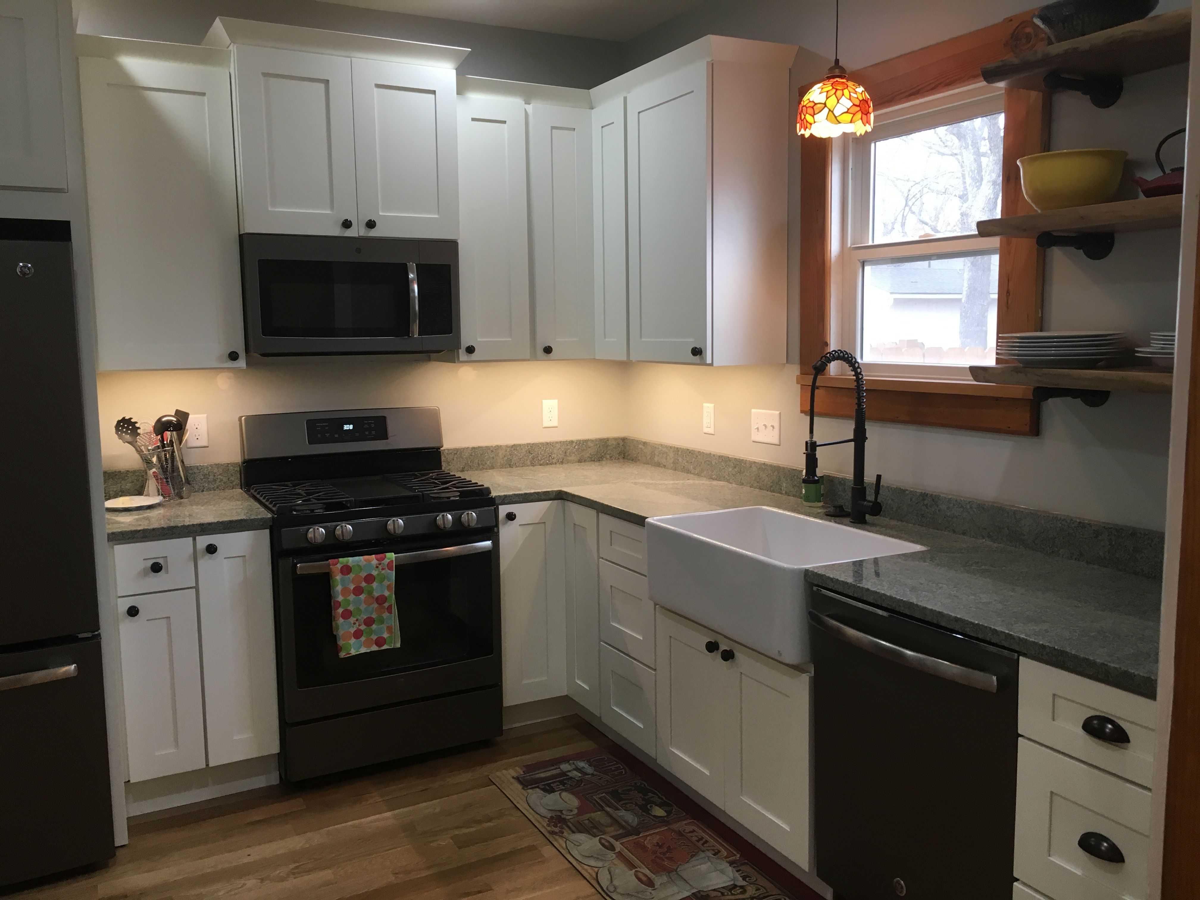 1920 Home In Lawrence Ks Semi Custom Cabinets Kitchen Cabinetry Vintage House
