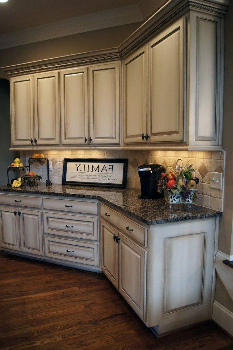 25 top kitchen cabinets makeover ideas vintage kitchen cabinets glazed kitchen cabinets on kitchen cabinets rustic farmhouse style id=43457
