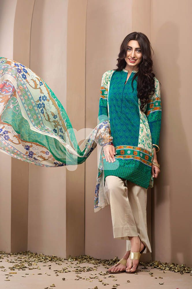 Nishat Linen Introducing Latest Eid Collection 2016 | 1000 ...